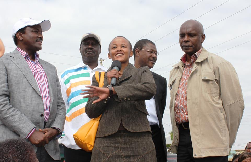 Raila Odinga, Kalonzo Launch Campaign For CORD's Kethi Kilonzo – Makueni Senate Race