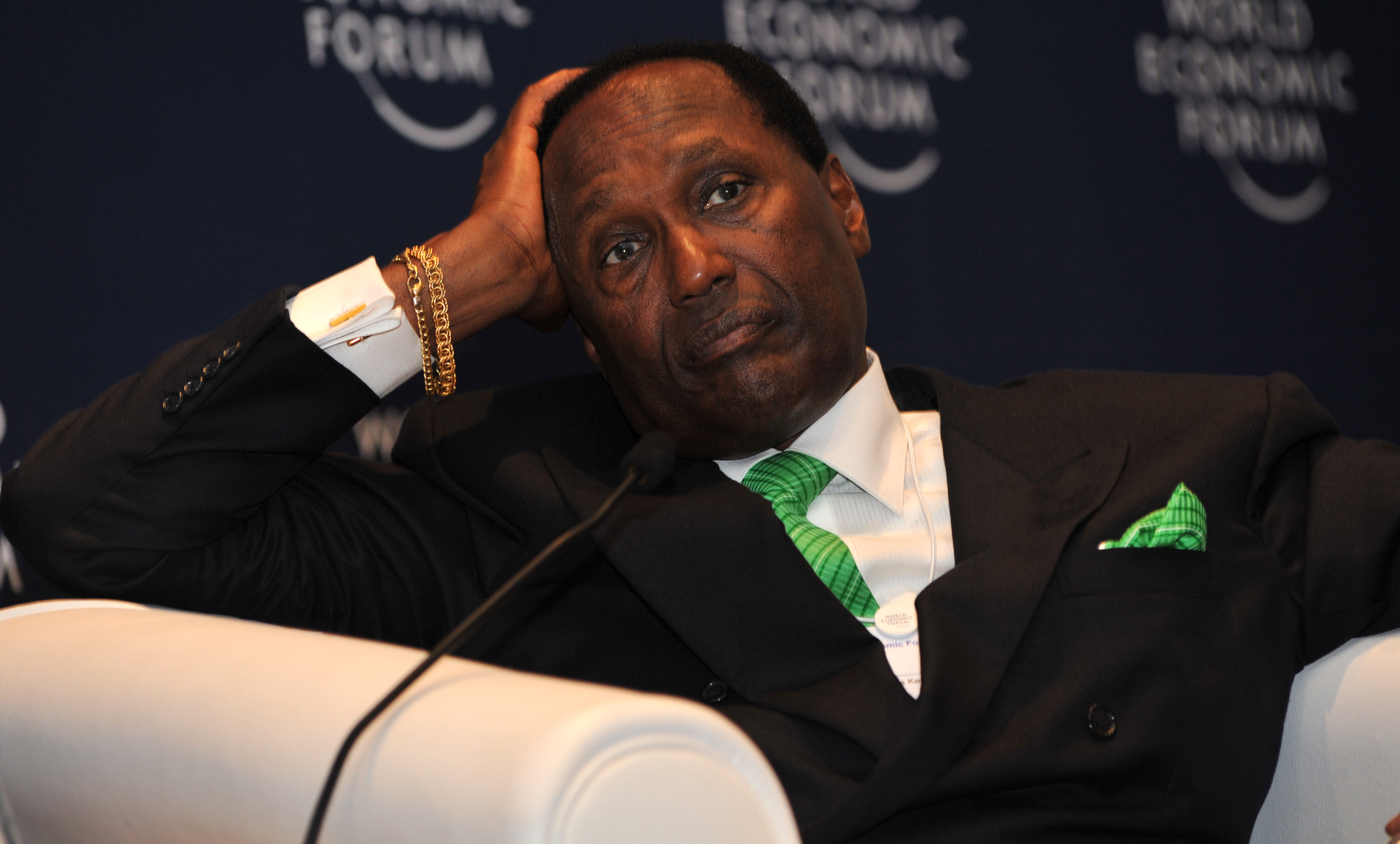 Chris Kirubi To Snub Obama: Oh No,Just Cheap Publicity And Desire To Impress Uhuru!