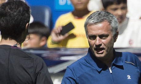 José Mourinho confirmed as Chelsea manager … for a second time