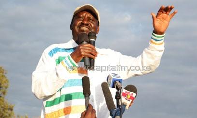 Here Is What Raila Odinga Thinks Of Uhuru Kenyatta, Devolution, IEBC, Obama, Mandela And Much More.
