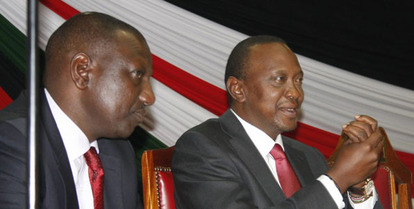 Understanding Uhuru's Power Games: President To Work From Statehouse Not Harambee House