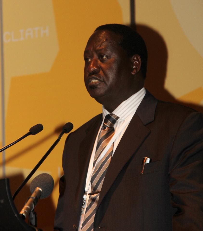Raila Odinga: We Must Work To Safeguard Democratic Gains Attained.