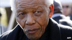 "Nelson Mandela Admitted To Hospital In  A ""Serious But Stable Condition"""