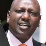 "Kimemia And Ruto The Alleged Leading Generals In The Operation ""Finish"" Raila Scheme."
