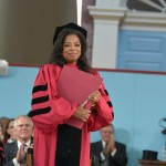 Amazing! Oprah Winfrey Delivers the 2013 Commencement  Address To Harvard University