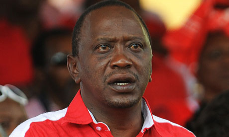 Uhuru's Student Life At Amherst To Be Revealed If Petition Is Accepted!
