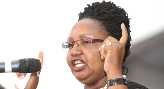 Nduku Kilonzo Opts Out Of Makueni Race, She Will Support The Peoples' Daughter Kethi Kilonzo