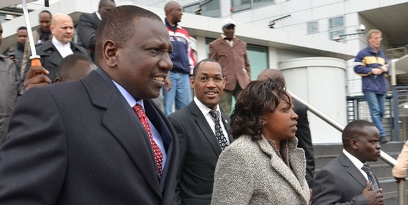 ICC Update: Ruto Need Not Be At Court Continuously BUT On Crucial Dates Only