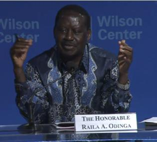 CRAZY: Obama Administration Invites Raila Odinga Who Is On A Private Visit To A State Dinner