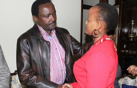 Makueni Senate Race: Kethi Kilonzo To Carry CORD Flag