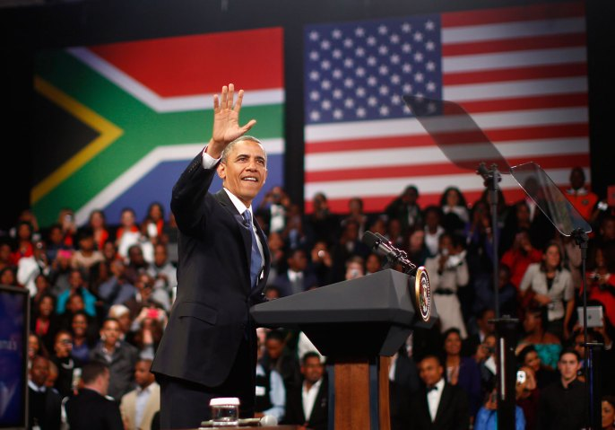 President Obama Announces Airlifts To USA- GivingThat Which Took Obama Snr To USA