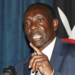 Goverment Spokesman Muthui Kariuki to be replaced by Moses Kuria