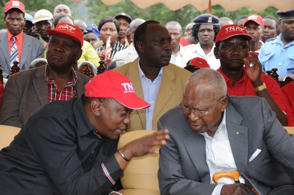 Uhuru Kenyatta In Panic Mood As Kisii Community Leads An Open Revolt Against His Presidency