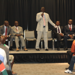 Raila Odinga and CORD Governors Town Hall Meeting in Dallas, TX