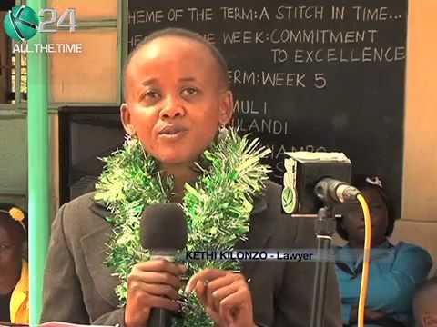 Kethi Kilonzo Gets Back To Winning Streak, Court Postpones Makueni Senate By-election