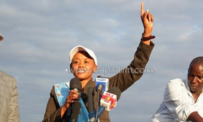 Kethi Kilonzo: A Shining Star In The Darkest Jubilee Clouds, The Making Of Kenya's First Female President