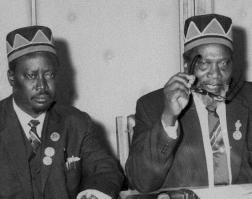 No Kamau No! Your Ethnicity clouded your mind in the Jaramogi-Kenyatta story, please re-do it!