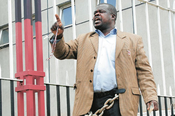 "(Exclusive) Okiya Omtatah: We are Behind The March 4th Movement (M4M) And Has Nothing To Do With Owalo's Alleged ""Revolution"" Activities"