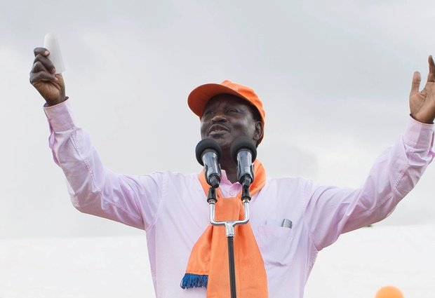 Dikembe Disembe: Raila Remains Party Leader, ODM Is Not Just About Winning The Presidency