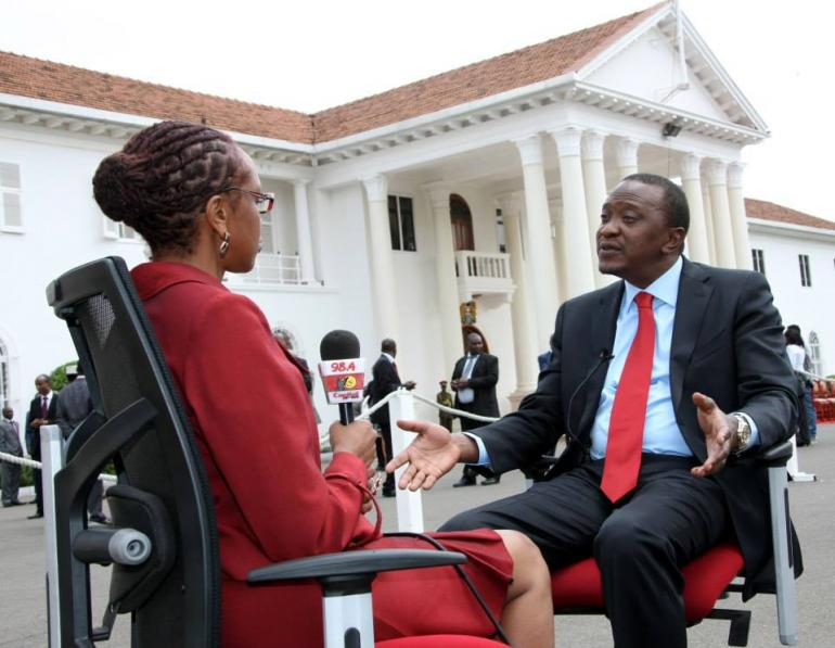 100 days in power with 100 Press-men allegedly! Jubilee is a Showbiz Government