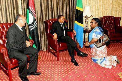 Kethi Kilonzo's Loss, Dalmas Otieno's 3rd Wife and President Joyce Banda's Humility- Just A Bad Week For Women?