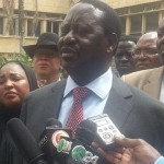 Dikembe Disembe: Raila Odinga Is Responsible For The 'Delayed' Revolution