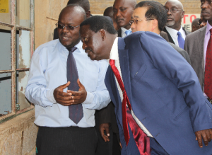 Revealed: Raila's Aide Was Set Up In The 8.6million Theft Case, The Culprits Are Calling Shots