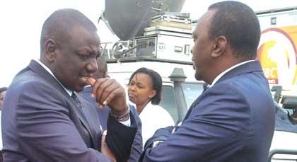 President Uhuru Kenyatta And His Deputy Have Lost The Referendum Argument