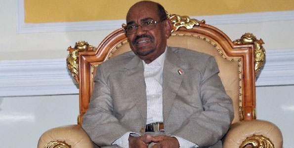 Uhuru Must be In Shock As President Bashir's Jet Is Forced Back To Khartom Due To ICC Charges