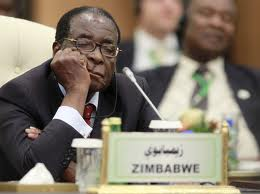 Mugabe from a positive dimension