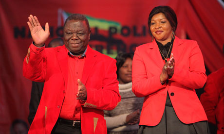 Tvangirai Ahead in Zambabwe Polls; voters question existence of GOD!