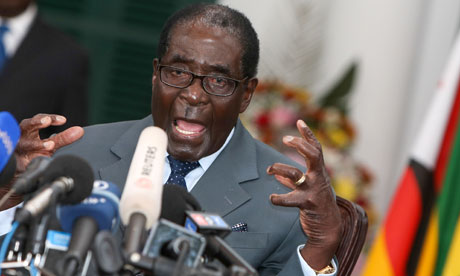 Robert Mugabe: Nelson Mandela is an idiot and coward