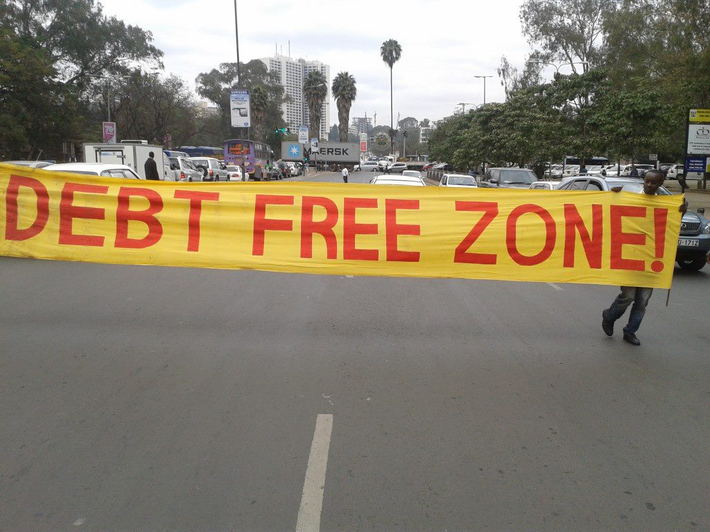 THREE Years Later, Human Rights Groups March in Nairobi for Constitution