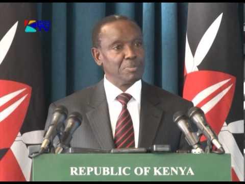 Revealed: Why Uhuru Dumped Ex Government Spokesman Muthui Kariuki.