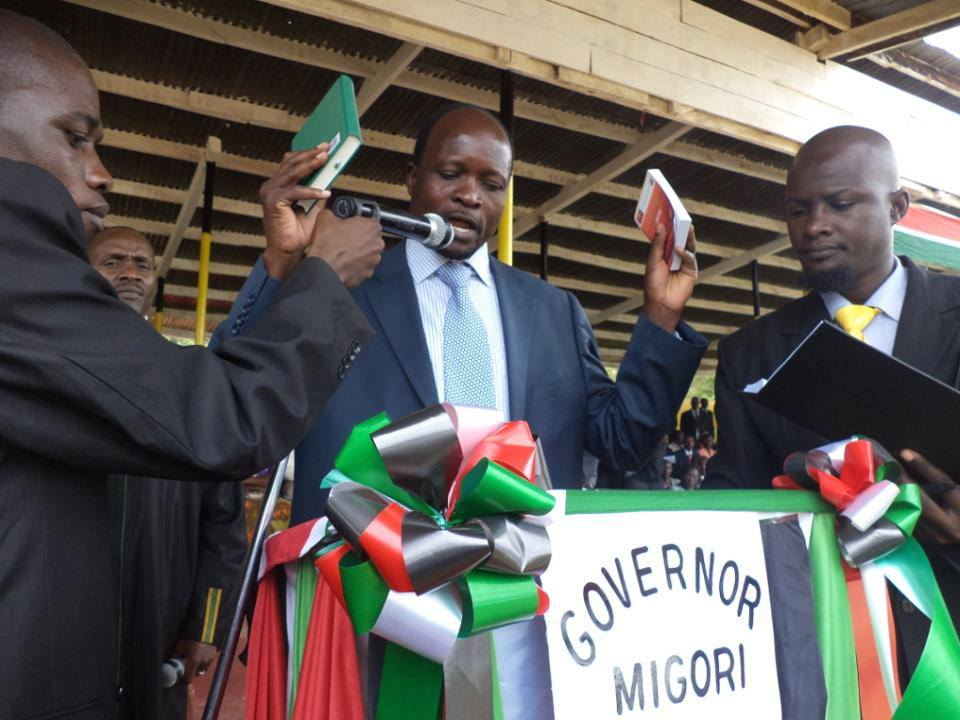 Uhuru Eying Migori County Governor  For A Luo Nyanza Pointman, As Sacking Of Odongo From NSSF Complicates Matters