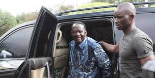 Raila's VIP Security: Two Vehicles For Twelve Body Gurds, Unrealistic!