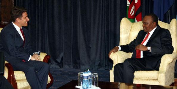 """Uhuru Ethuastic For The British Funded """"Imunisation Against Ignorance"""" ?"""
