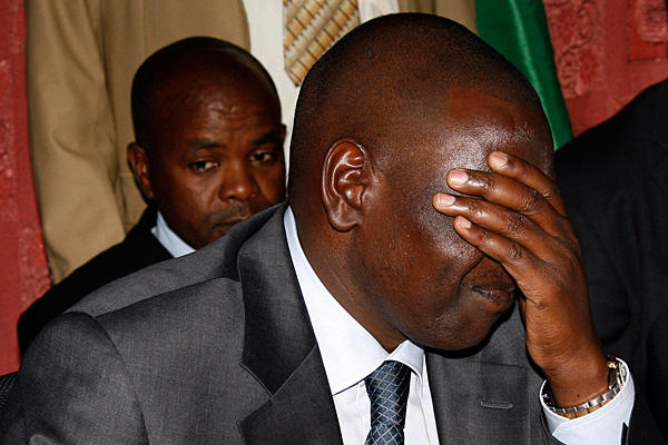 Revealed: Ruto's Cold Reception In Kisii And What The Elders Told Him