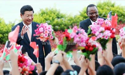 Turning East: How Uhuru Can Reward China
