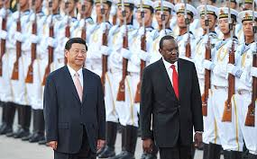 UHURU Prepares Supporters for Cold US Reception after China