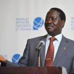 ODINGA leaves for South Africa to open a democracy symposium