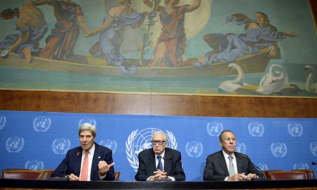 BREAKING NEWS: Syria crisis, US and Russia agree chemical weapons deal