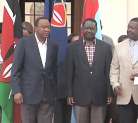Why Uhuru Sought Raila's Help over West Gate Terror