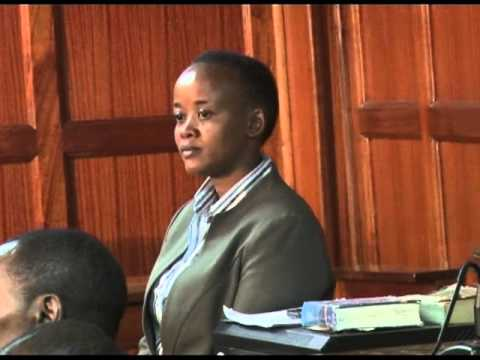 KETHI KILONZO To Be Arraigned In Court On Tuesday for Forgey, Meanwhile She Has a date with the CID tommorow.