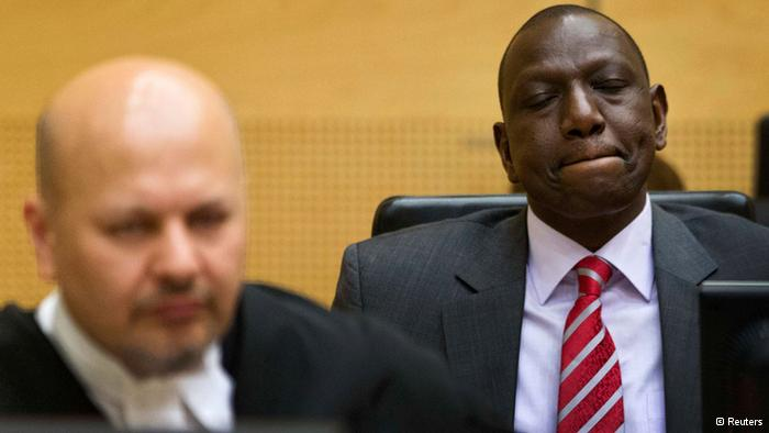 Ruto Confirms It Was Not Raila BUT Kibaki's Bureacrats and ICC Prosecutor Who Coached  Witnesses To Fix Him