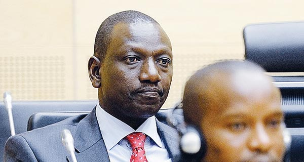 SHAME: RUTO Using West Gate Terror to avoid ICC, Kenyans alarmed!