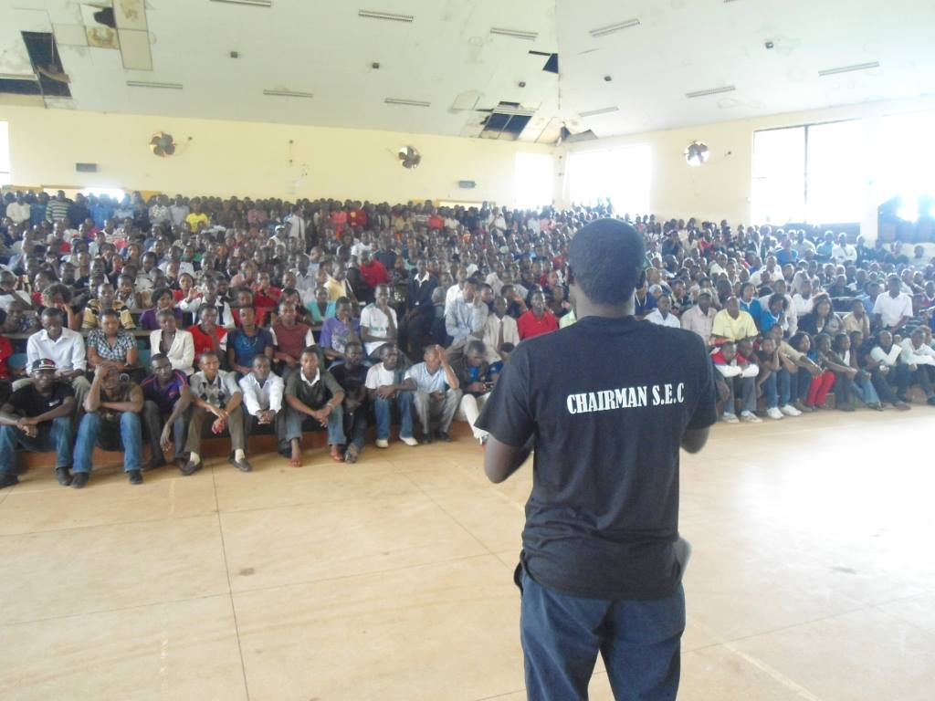 Moi University Students To hold last Presidential-style debate for new ...