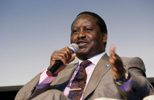 Raila Odinga's new book: The Flame of Freedom