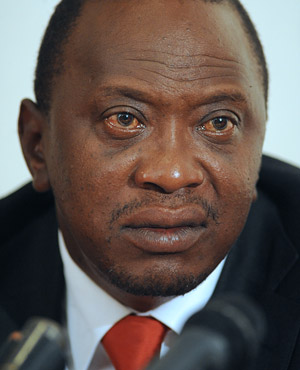 STOP LYING WAMBUGU: Did Westgate add Uhuru 'fresh support' to NEVER step at the Hague?
