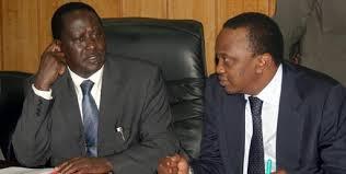 Who Is Uhuru Kenyatta to ask Raila to shut up? War Criminal?